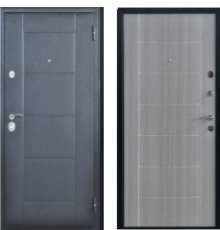 Дверь Форпост Квадро2 Лиственница серая