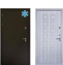 Дверь Меги Комбид термо 607 капучино