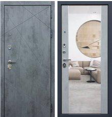 Дверь АСД «ДУЭТ Б с зеркалом»