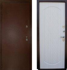 Дверь ЗД Термо Лайт Сандал белый фото