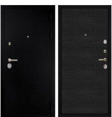 Дверь Дива C-505 (Титан / Черное дерево)