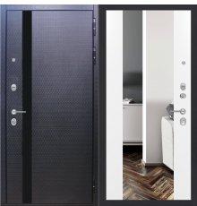 Дверь ZMD Люкс 3D Зеркало XXL Сноу