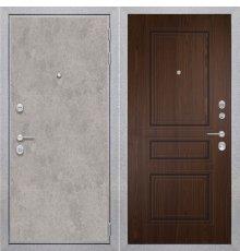 ДверьZMD Лофт бетон Классика Орех бренди