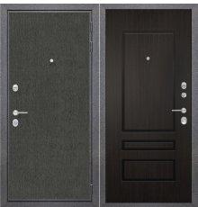 Дверь ZMD Лофт графит 116 Венге