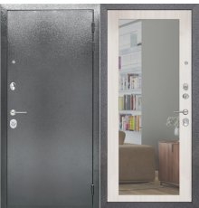 Дверь ZMD Премиум SB Зеркало стандарт Сандал светлый