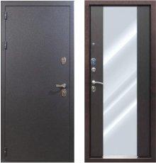 Дверь Zeттa NEO с зеркалом венге