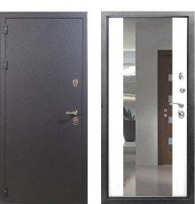 Дверь Zeттa NEO с зеркалом сноу