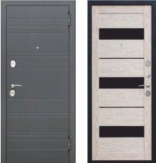 Дверь Цитодель Чарлстон 10,5 см Глянец Мокко