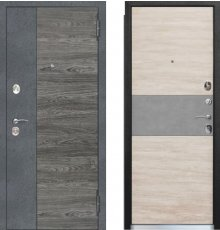 Дверь Цитодель Орландо 9,5 см  дуб винтаж белый