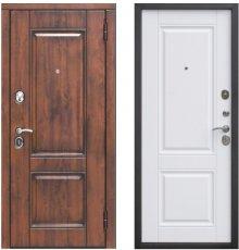Дверь Цитодель Вена 9,5 см Орех грецкий