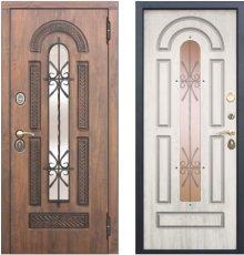 Дверь Цитодель Дверь Цитадель Vikont сосна белая