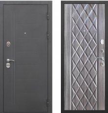 Дверь Цитодель Троя 10 см полисандр темный