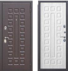 Дверь Цитодель Монарх белый ясень