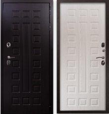 Дверь Оплот В-3 Дуб беленый фото