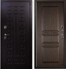 Дверь Оплот В-4 Венге фото