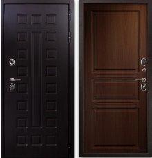 Дверь Оплот В-4 Орех бренди фото