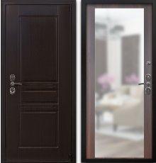 Дверь Воевода Твердыня В-1 Дуб Филадельфия Коньяк
