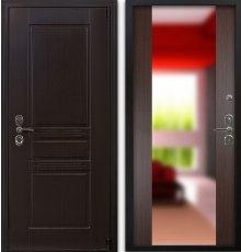 Дверь Воевода Твердыня В-7 Венге