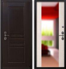 Дверь Воевода Твердыня В-7 Дуб Сандал белый