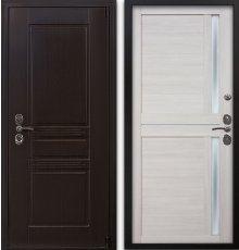 Дверь Воевода Твердыня В-8 Самшит белый