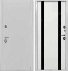 Дверь Воевода Сотник-1Б В-2 Белое дерево