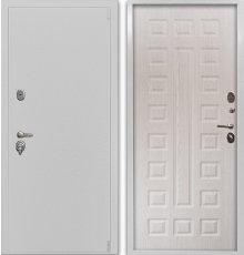Дверь Воевода Сотник-1Б В-3 Дуб беленый