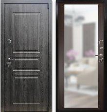 Дверь Воевода Сотник-2 В-1 Венге