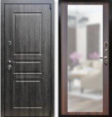 Дверь Воевода Сотник-2 В-1 Дуб Филадельфия коньяк
