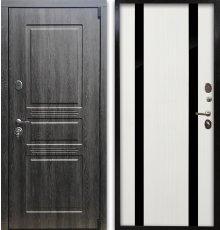 Дверь Воевода Сотник-2 В-2 Белое дерево