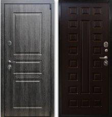 Дверь Воевода Сотник-2 В-3 Венге