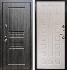 Дверь Воевода Сотник-2 В-3 Дуб беленый