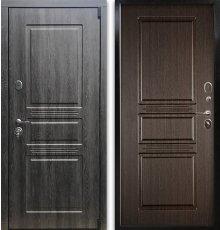 Дверь Воевода Сотник-2 В-4 Венге