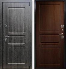 Дверь Воевода Сотник-2 В-4 Орех бренди