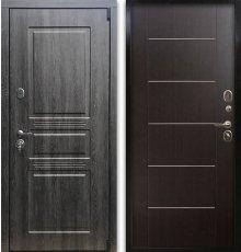 Дверь Воевода Сотник-2 В-6 Венге