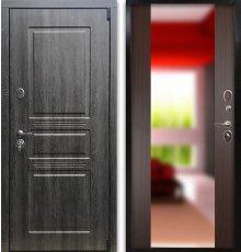 Дверь Воевода Сотник-2 В-7 Венге