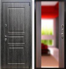 Дверь Воевода Сотник-2 В-7 Дуб Филадельфия коньяк