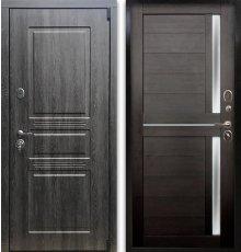 Дверь Воевода Сотник-2 В-8 Венге