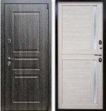 Дверь Воевода Сотник-2 В-8 Самшит белый