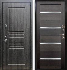 Дверь Воевода Сотник-2 В-9 Венге