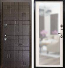 Дверь Воевода Сотник-3 В-1 Сандал белый