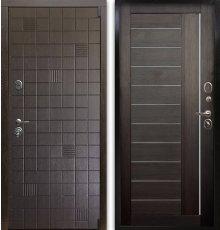 Дверь Воевода Сотник-3 В-10 Венге
