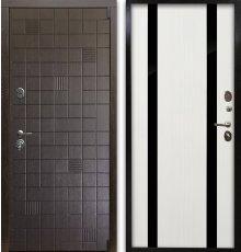 Дверь Воевода Сотник-3 В-2 Белое дерево