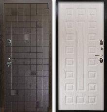 Дверь Воевода Сотник-3 В-3 Дуб беленый