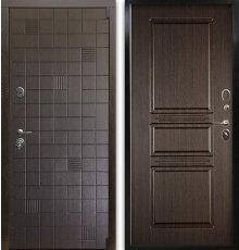 Дверь Воевода Сотник-3 В-4 Венге