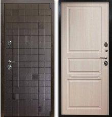 Дверь Воевода Сотник-3 В-4 Сандал белый