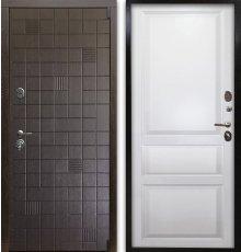 Дверь Воевода Сотник-3 В-5 Эмаль белая