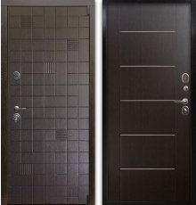 Дверь Воевода Сотник-3 В-6 Венге