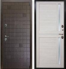 Дверь Воевода Сотник-3 В-8 Самшит белый
