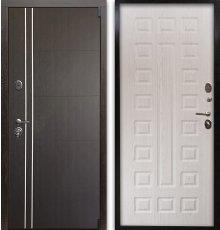 Дверь Воевода Сотник-4 В-3 Дуб беленый