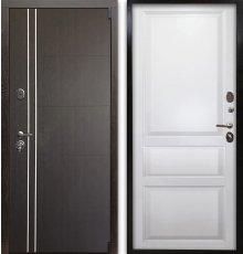 Дверь Воевода Сотник-4 В-5 Эмаль белая